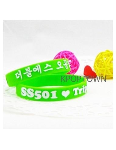 [SS05] NEW SS501 Jelly Band Bracelet