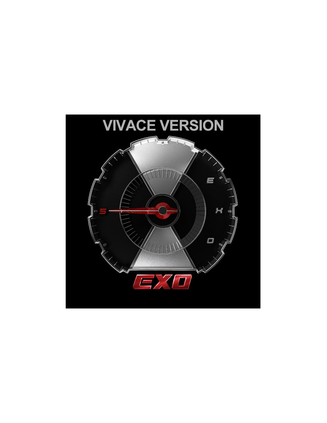 limitd edition exo 5th album don 39 t mess up my tempo. Black Bedroom Furniture Sets. Home Design Ideas