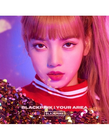 [Japanese Edition] BLACKPINK IN YOUR AREA (Lisa ver ) CD
