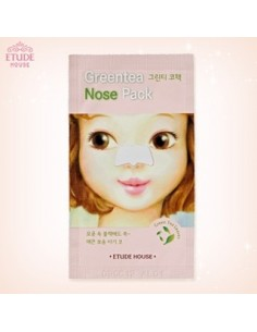[Etude House96] Green Tea Nose Pack