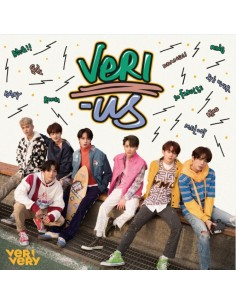 ONF 3rd Mini Album - WE MUST LOVE CD+ Poster