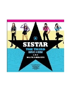 Sistar Third Single Album - 니까짓게 CD