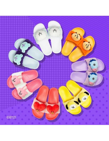 [BT21] BT21 Doll Slipper