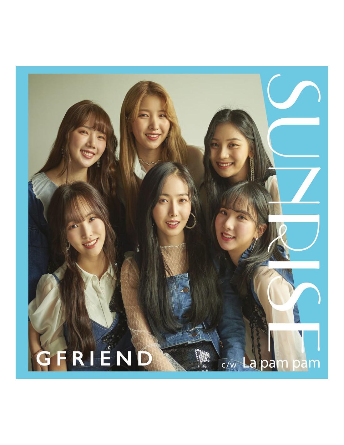 [Japanese Edition] GFRIEND 2nd Single Album - SUNRISE CD