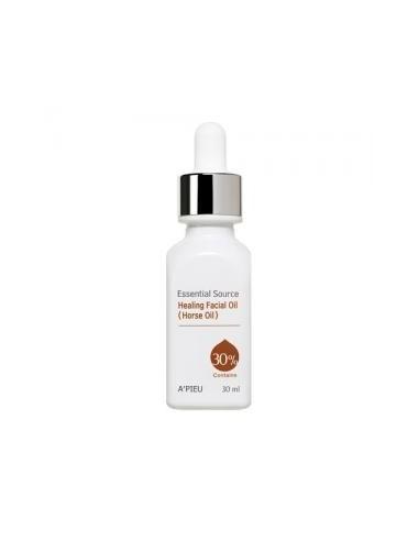 [A'PIEU 42] Essential Source Healing Facial Oil (Horse Oil) 30ml