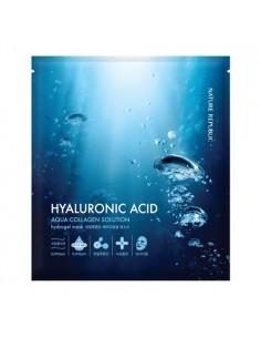 [ Nature Republic ] Aqua Collagen Solution Hydrogel Mask Sheet 25g