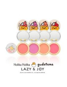 [Holika Holika] GUDETAMA Collaboration : Jelly Dough Blusher (4Colors)