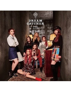 Japanese Edition] GFRIEND 2nd Single Album - SUNRISE (1st Limited
