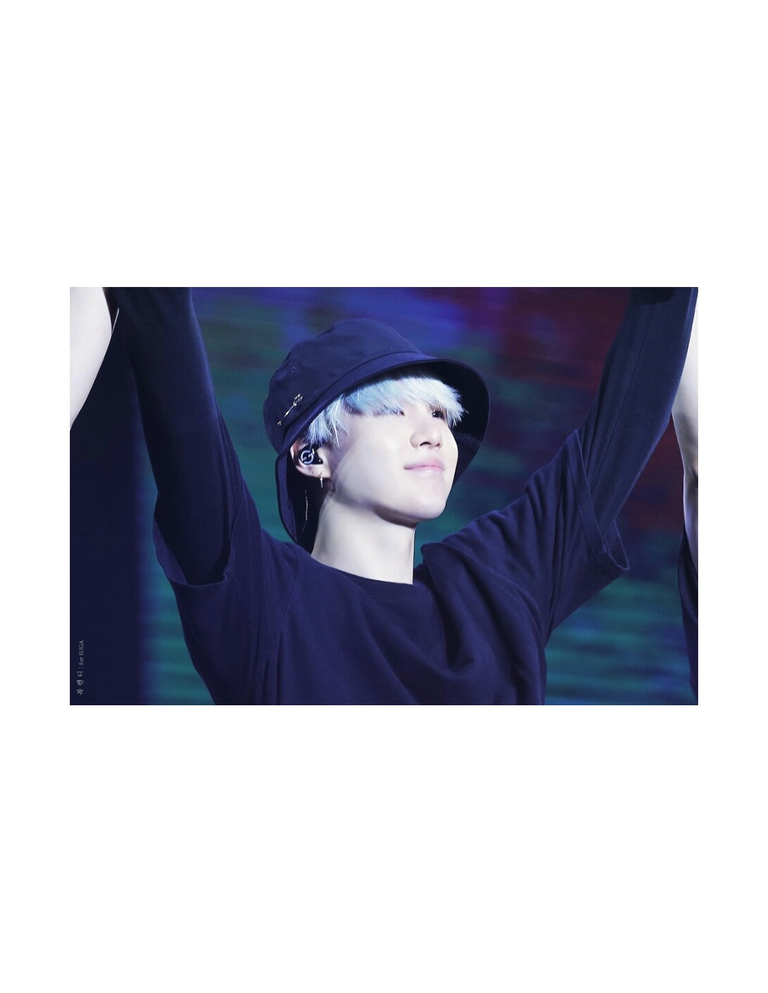 Bts X Mack Barry Collaboration Goods Bucket Hat Suga Jimin