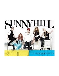 Sunny Hill - Maxi Single [The Grasshoppers]  CD + Poster