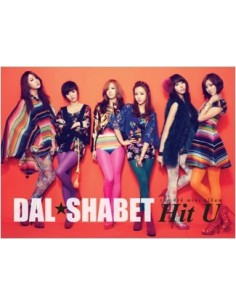 DAL★SHABET DAL SHABET Hit U 4th Mini Album CD + Poster