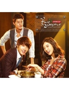 [SPECIAL OST] tvN DRAMA Handsome Guys Ramyeon Store Special OST O.S.T CD