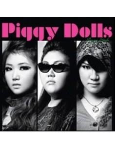 Piggy Dolls 1st Mini Album CD - Piggy Style