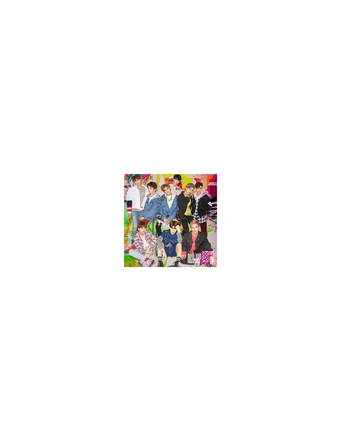 [Japanese Edition] NCT 127 - Chain CD+DVD
