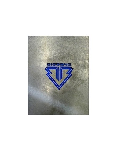 BIGBANG 5th Mini Album Vol 5 - CD Poster Photo Booklet YG Family Card