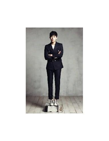 John Park First Mini Album - Knock CD + Poster