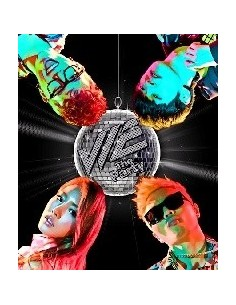 We First Mini Album - The Party CD + Poster