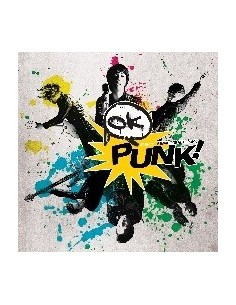 OK PUNK Mini Album CD - OK PUNK