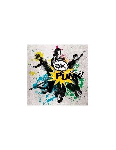 OK PUNK Mini Album CD - OK PUNK