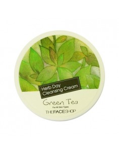 [Thefaceshop] Herb Day Cleansing Cream 150ml