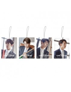 CNBLUE 2015 LIVE IN SEOUL COME TOGETHER Concert Official Goods : Paper Perfume Card