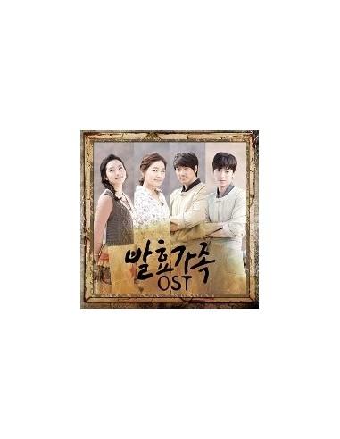 JTBC Drama fermentation Family OST O.S.T CD