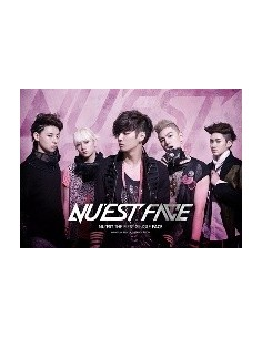 NU'EST First Single Album - FACE CD
