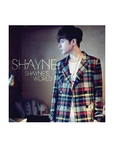 Shayne 2nd Mini Album - Shayne's World : Standard Normal Edition