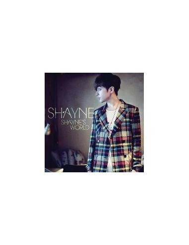 Shayne 2nd Mini Album - Shayne's World : Standard Normal Edition