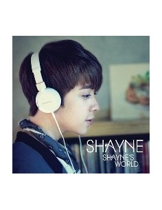 Shayne 2nd Mini Album - Shayne's World : Limited Special Edition