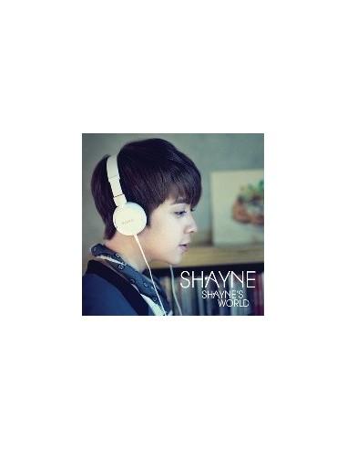 Shayne 2nd Mini Album - Shayne's World : Limited Special Edition