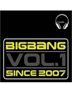 BIGBANG 1st Album Vol. 1 BIGBANG CD