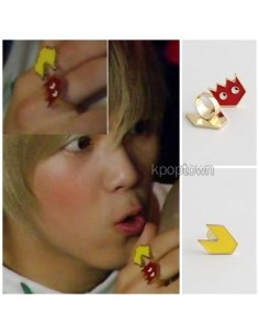 [FT11] FTISLAND Hoonggi Style Shy Kid Ring