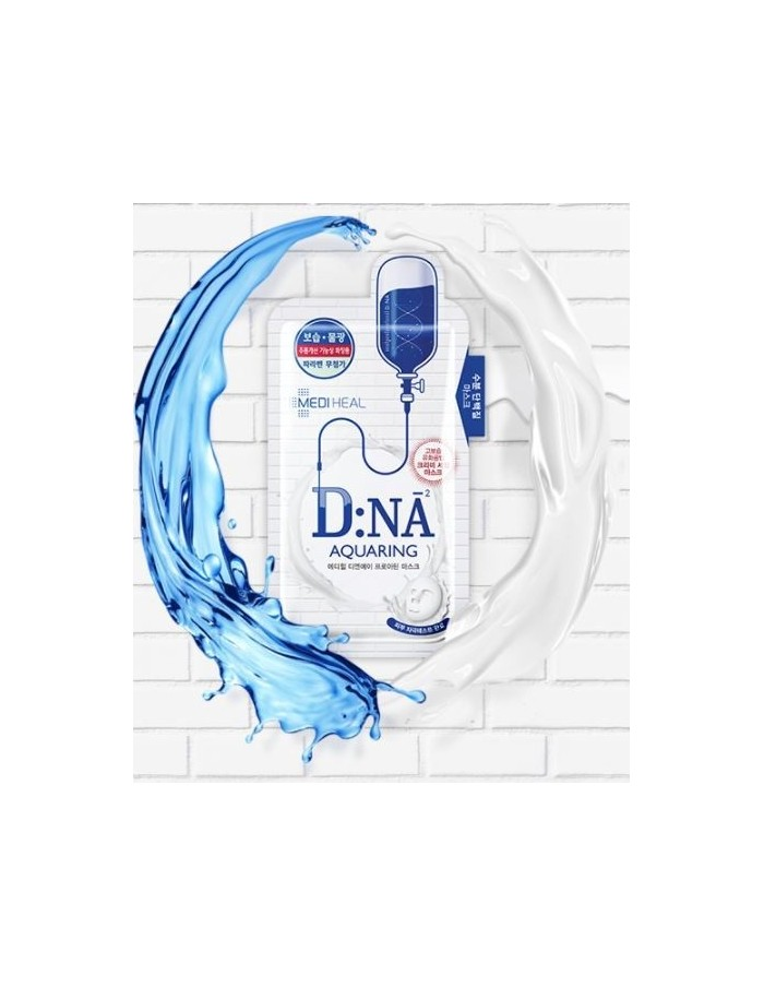 [ MEDI HEAL ] D:NA Proatin Mask 25ml