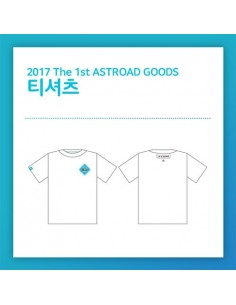 Short Sleeve T-shirt : ASTRO - The 1st Concert ASTROAD Goods [Pre-Order]