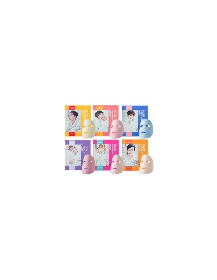 meloMELI X JBJ : Color Therapy Mask Colorful SET (25g * 1ea * 6Kinds)