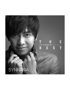 Lee Seung Gi Best Album - The Best CD + Poster
