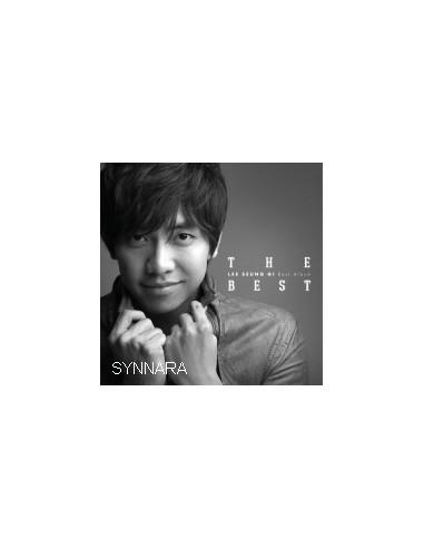 Lee Seung Gi Best Album - The Best CD + Poster