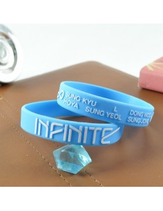 [IN30] INFINITE Jelly Band Bracelet