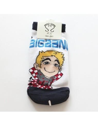 BIGBANG BIG BANG Character Socks Sincobuco Version - SeungRi