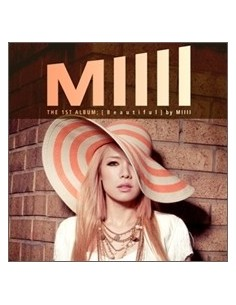 MIIII Album - BEAUTIFUL CD