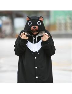 [PJA35] SHINEE Animal Pajamas - Black Dragon