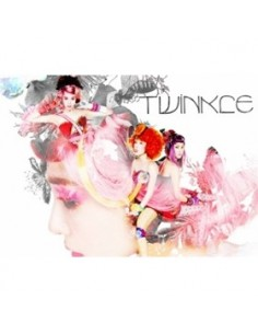 Girls Generation SNSD (TAEYEON, TIFFANY, SEOHYUN) TWINKLE CD + Poster