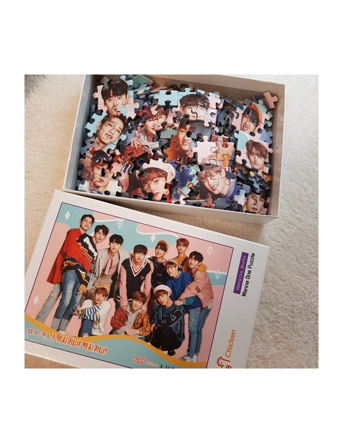WANNA ONE x Mexicana Special Collection - Wanna One Puzzle Ver.2