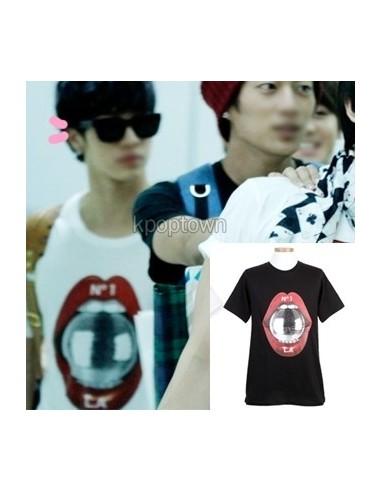 Crazy Bunny(Psycho Bunny) Pierrot Short Sleeves T-shirts
