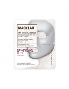 [Thefaceshop] MASK LAB ANTIAGING FOIL FACE MASK 25g