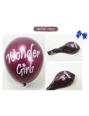 Concert Ballon of Wonder Girls (2 pcs)