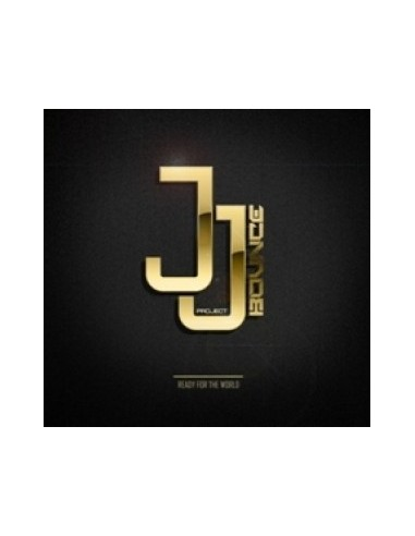 JJ Project First Album BOUNCE CD