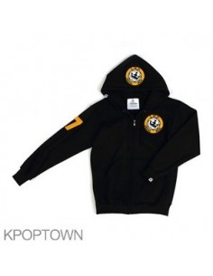 [Lee Min Ho My Everything Ancore Concert Official Goods] Hood Zip-Up