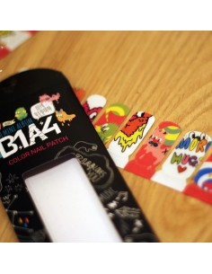 2013 B1A4 Official Goods - Nail Patch Sticker